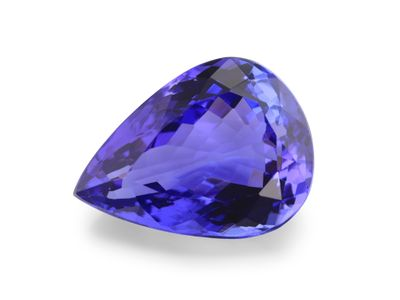 Tanzanite 11.9x8.8mm Pear PAIR (E)