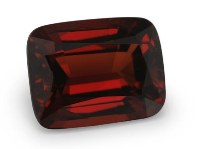 Spinel Red 10.4x7.9mm Cushion (N)