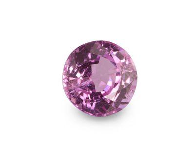 Sapphire Pink 5.9mm Round (E)