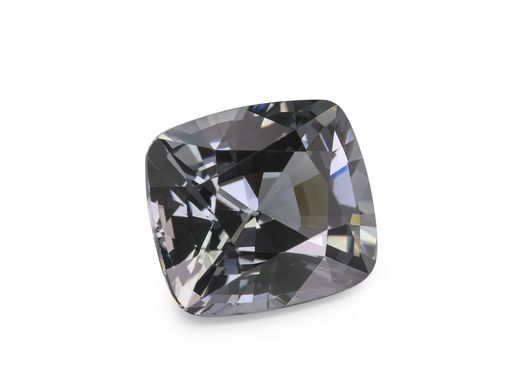 Spinel Purple Grey 6.1x5.6mm Cushion (N)