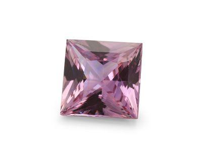 Sapphire Pink 5.9mm Princess UNHEATED (N)