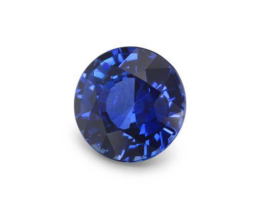 Sapphire Ceylon 6.4mm Round (E )