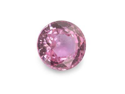Pink Sapphire 5.25mm Round Good Pink (E)