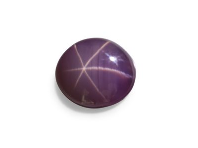Sapphire Star Pink Cey 8.9x8.2mm Oval (N)