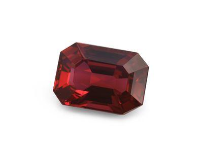 Ruby 6.8x4.8mm Em/c Br Red (E)