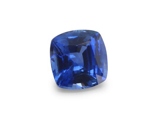 Sapphire Cey Bl 5mm SQ Cushion (E)