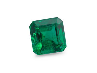 Emerald 5.2x5.1mm Em/c (E)