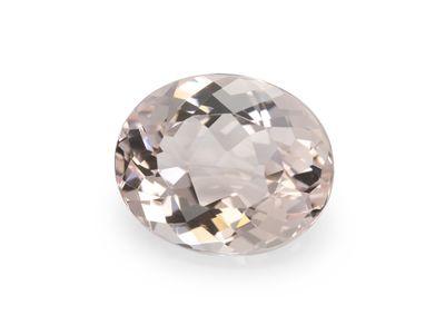 Morganite Pink 12x10mm Oval (T)