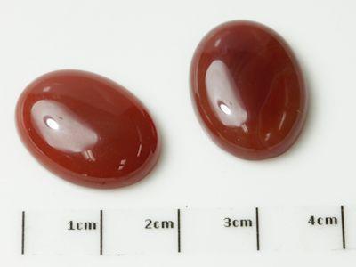 Carnelian 20x15mm Oval Cabochon (T)