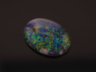 Opal Triplet 14x10mm Oval