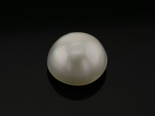 Mabe White Pearl 14.5-15mm Round (C)