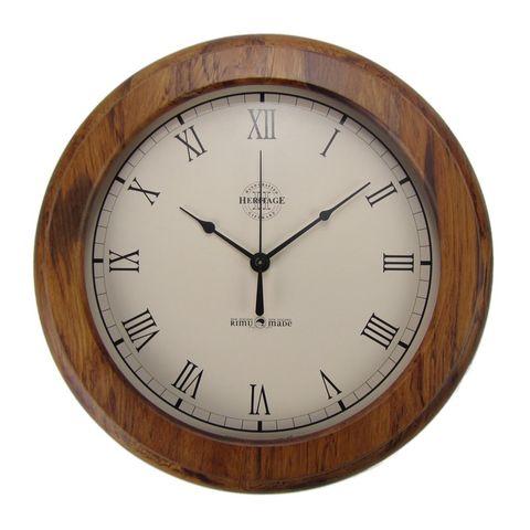CLOCK RIMU, PLAIN