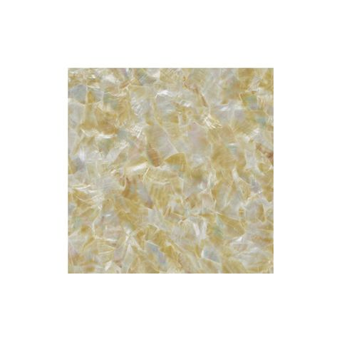 VENEER WHITE MOP - NATURAL GOLD