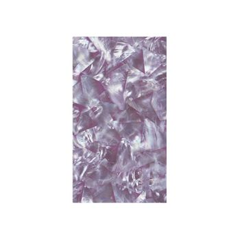 SHELL VENEER COATED - WMOP AMETHYST PURPLE - 130*230MM