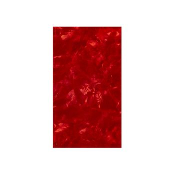 SHELL VENEER COATED - WMOP GARNET RED 230*130