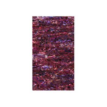 SHELL VENEER COATED - PAUA PURPLE AGATE - 130*230MM