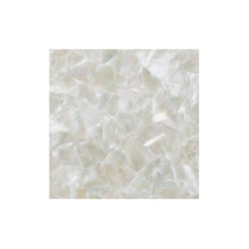 SHELL VENEER COATED - WMOP NATURAL MOSAIC - 200*200MM