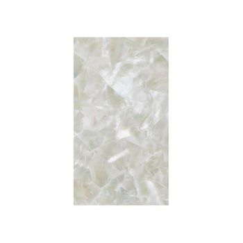 SHELL VENEER COATED - WMOP NATURAL MOSAIC - 130*230MM