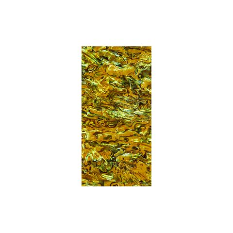 VENEER PAUA IMPERIAL YELLOW