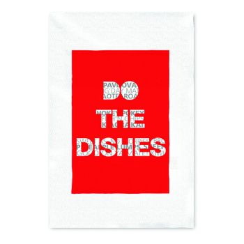 TEATOWELS - DO THE DISHES