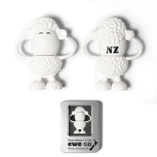USB FLASH DRIVE - EWE 2GB IN TIN BOX