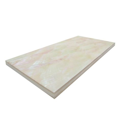 SHELL VENEER TILE ABALONE PEARL NATURAL