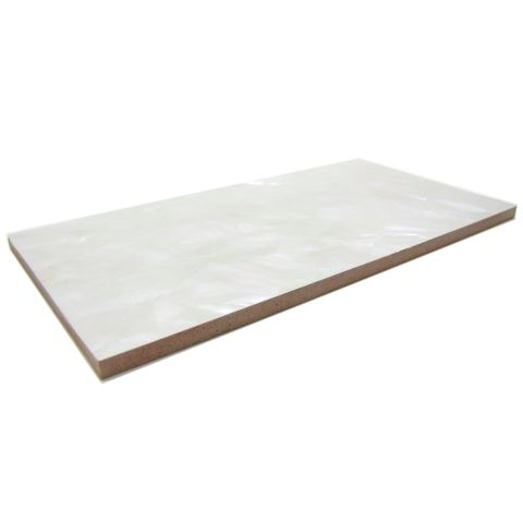 SHELL VENEER TILE WHITE MOTHER OF PEARL