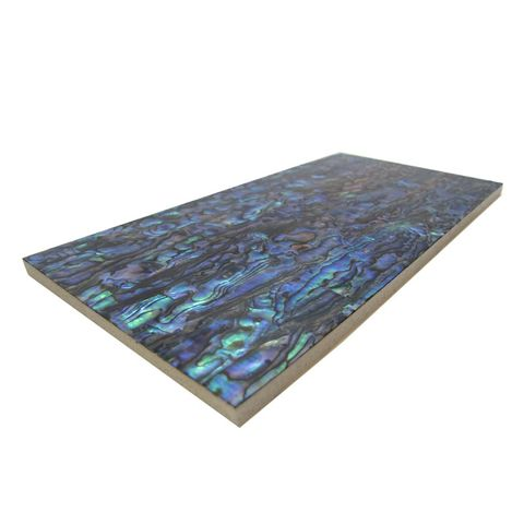 SHELL VENEER TILE PAUA ALL NATURAL