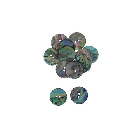 BUTTON PAUA
