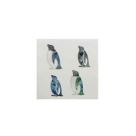 THEME MIXED - PENGUIN (4PCS)