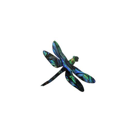 SHAPE PAUA - DRAGONFLY SMALL (DOZ)
