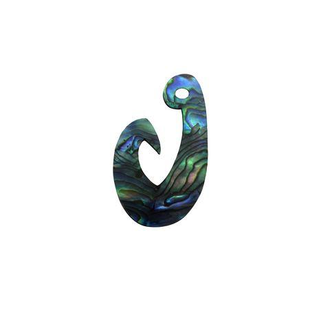 SHAPE PAUA - HOOK SMALL [22W*38H] (DOZ)