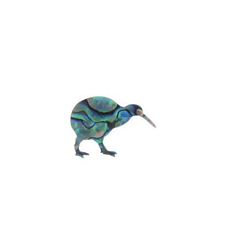 SHAPE PAUA - KIWI SMALL [32W*23H] (DOZ)