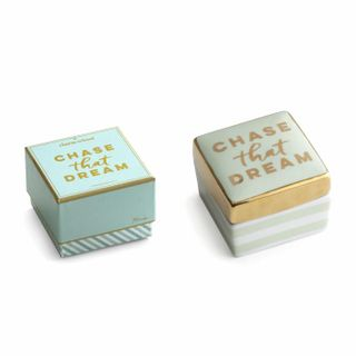 Charm School, Trinket box, Chase That Dream