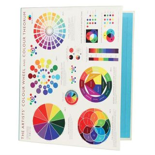 Ring Binder, Colour Wheel