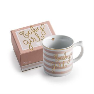 Oh Baby, Baby Girl Mug 180ml