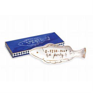 Rosanna Large Platter O-Fish-Ally A Party