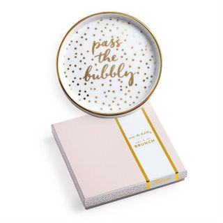 Brunch, Bottle Coaster Pass The Bubbly
