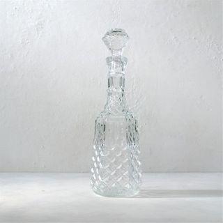 Hex Crystalline Decanter