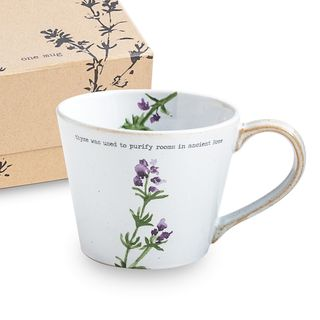 Farm to Table Mug (Thyme)