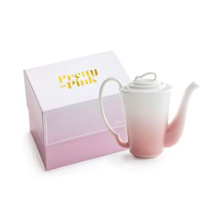 Pretty in Pink, Teapot