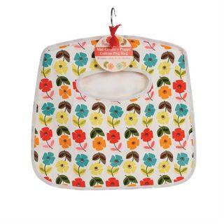 Peg Bag, Mid Century Poppy