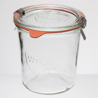 Weck Mold Jar, 580ml, L  (min 6)