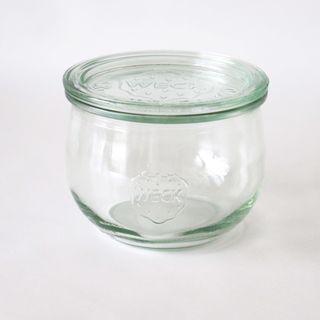 Weck Tulip Jar, 580ml, L  (min 6)