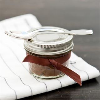 Ball Mason Jar - Quilted Crystal Jelly Regular Mouth 120ml/4oz