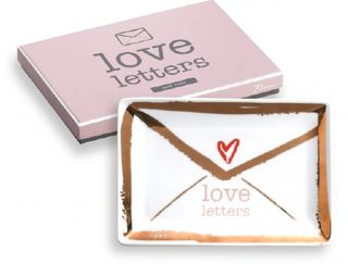 Love You More, Love Letters Tray