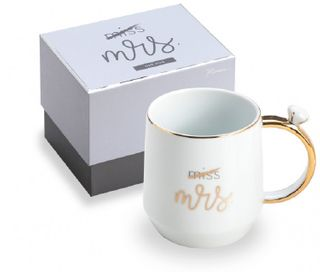 Love You More, Mrs Mug Ring