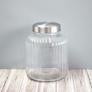 Glass Barrel Med 21cm