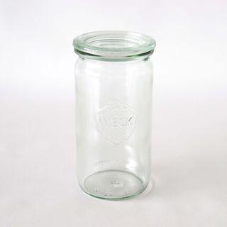 Weck Cylindrical Jar, 340ml, S  (min 6)