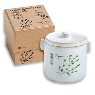 Farm to Table Herb Jar (Thyme)
